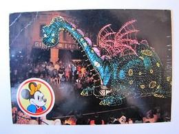 DISNEY WORLD - Electric Parade - Disneyworld