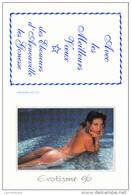 CALENDRIER / SALON DE L'EROTISME 1996 - NU FEMININ - Calendriers
