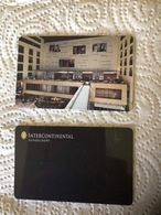 Key Intercontinental Hotel Dusseldorf - Hotel Keycards