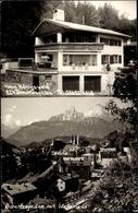 Cp Berchtesgaden Oberbayern, Haus Königswald, L.E. Gnadl, Watzmann - Germany