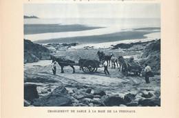 1938 - Héliogravure - Saint-Cast-le-Guildo (Côtes-d'Amor) - La Baie De La Fresnaye - FRANCO DE PORT - Vecchi Documenti