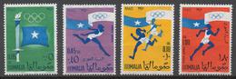 Somalia 1960 Mi# 8-11** OLYMPIC GAMES ROME 1960 - Somalie (1960-...)