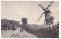 Genappe: Moulin. (1905, Attelage) - Genappe