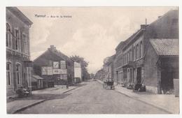 Hannut:Rue De La Station. - Hannut