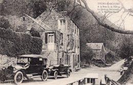 1080 - Cpa 14  Thury Harcourt - A La Boucle De L'Orne, Célèbre Restaurant - Thury Harcourt