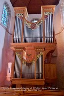 Fouesnant (29)- Orgue De L'Eglise Saint-Pierre Et Saint-Paul (Edition à Tirage Limité) - Fouesnant