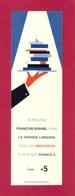 Marque Page.  François Busnel.  La Grande Librairie. - Marque-Pages