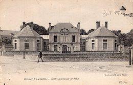 1146 - Cpa 14  Igny Sur Mer - Ecole Communale De Filles - France