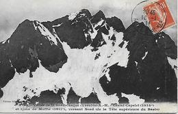 MONTAGNE 06 VALLEE DE LA GORDOLASQUE - GRAND CAPELET CIME MUFFFIE TÊTE BASTO - Alpinisme