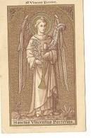 DI/9/  S   VINCENTIUS FERRERIUS  LITHO  + GOUDOPDRUK - Religion & Esotérisme
