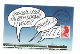 VALENCIENNES - 30ème ANNIVERSAIRE DE L'ELECTRIFICATION - VALENCIENNES / THIONVILLE - Trains