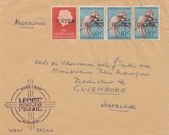 Australien: 1963 Nederland Nieuw Guinea To Culemborg, Missie Katholieke, Ajawasi - Australie