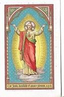 DI/11/   H. HART: RANST  MISSIE 1919      LITHO  + GOUDOPDRUK - Religion & Esotérisme