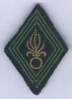 Insigne Losange De Bras De La Légion Etrangère - Ecussons Tissu