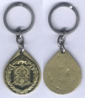 Porte Clés Du 1er Régiment Etranger De Cavalerie - Army