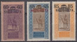 Du N° 21 Au N° 23 - X X - ( C 544 ) - Obervolta (1920-1932)
