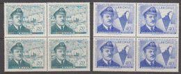 Chile 1967 Shackleton / Prado 2v Bl Of 4 ** Mnh (40980A) - Chile
