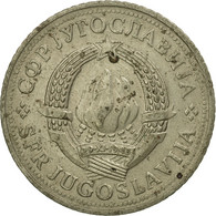 Monnaie, Yougoslavie, 2 Dinara, 1971, TB+, Copper-Nickel-Zinc, KM:57 - Jugoslavia