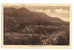 68 HAUT RHIN - LIEPVRE Et Le Chalmont - Lièpvre
