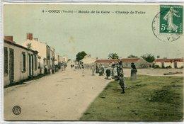 COEX - Autres Communes