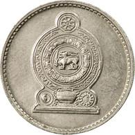 Monnaie, Sri Lanka, 50 Cents, 1975, TTB+, Copper-nickel, KM:135.1 - Sri Lanka