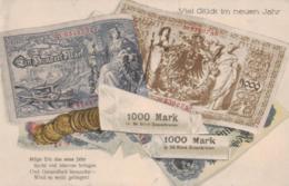 Münzen / Geld... -scheine - Schöne Alte Karte ....   (ka5359  ) Siehe Scan - Münzen (Abb.)