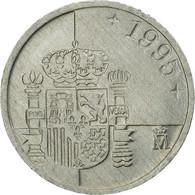 Monnaie, Espagne, Juan Carlos I, Peseta, 1995, TTB, Aluminium, KM:832 - [ 5] 1949-… : Royaume