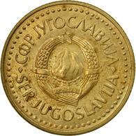 Monnaie, Yougoslavie, 5 Dinara, 1984, TB, Nickel-brass, KM:88 - Yugoslavia