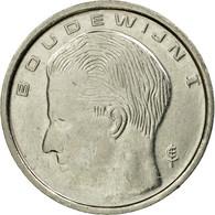 Monnaie, Belgique, Franc, 1991, TTB, Copper-nickel, KM:143.1 - 1951-1993: Baudouin I