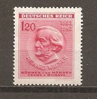 Bohemia Y Moravia. Nº Yvert  108-09 (MH/*) - Bohemia Y Moravia