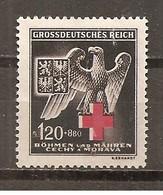 Bohemia Y Moravia. Nº Yvert  111 (MH/(*)) (sin Goma) - Bohemia Y Moravia