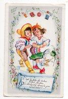 Illustrateur  ???  --  Fête Du Tabac   ( Danse D'enfants ) - Illustrateurs & Photographes