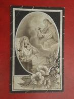 Petrus Leeman - Degryse Geboren Te Pervyse 1823  En Overleden Te Moorseele  1898  (2scans) - Religion & Esotérisme