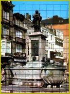 CP édit.: Lander-Belgique,LIEGE - Fontaine De La Vierge (Delcour ) - Monuments