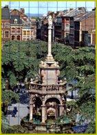 CP édit.: Lander-Belgique,LIEGE -The Perron- Le Perron - Monuments