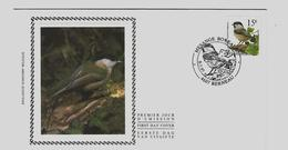 Belgie - Belgique FDC OP ZIJDE - 2695 - Matkop - A. Buzin - 1991-00