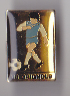 PIN'S  THEME FOOTBALL CLUB DE GRIGNOLS EN DORDOGNE - Football