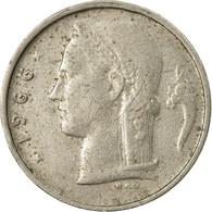 Monnaie, Belgique, Franc, 1966, TB, Copper-nickel, KM:143.1 - 1951-1993: Baudouin I
