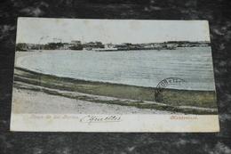 3645   PLAYA DE LOS POCITOS, MONTEVIDEO - 1907 - Uruguay