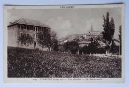 CPA Turriers, La Gendarmerie, Vue Générale, écrite En 1941 - France