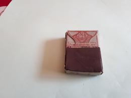 Fiscal, Fiscaux, Boite D'allumettes + Publicité Loterie Nationale En Rouge - Fiscaux