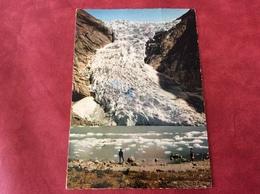 Noorwegen Norvège Norway Noorwegen Norge The Briksdal Glacier, Olden 1968 - Norway