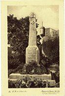 CPA - France - (85) Vendée - Ile De Noirmoutier - Monument Du Souvenir 1914-1918 - Ile De Noirmoutier