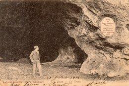 SARE - La Grotte - Précurseur, écrite En 1904 - Tbe - Sare