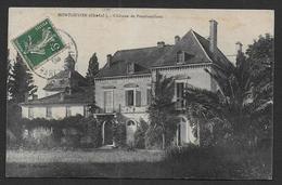 MONTGUYON - Château De Fontbouillant - Francia