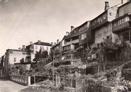 TARDETS - Maisons Suspendues Au-dessus Du Saison - Yvon 832 - écrite 1955 - Tbe - Francia