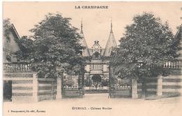 Cpa 51 Epernay Chateau Mercier - Epernay
