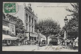 ROYAN - Boulevard Botton Et Nouvelles Galeries - Royan