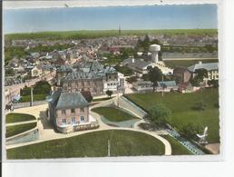 LA GUERCHE DE BRETAGNE  Vue Aérienne ,l'hopital   No 18  LAPIE - La Guerche-de-Bretagne