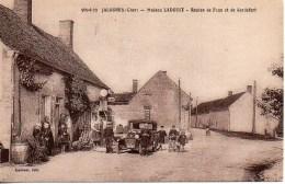 18  JALOGNES  Maison Ladouet  Route De  Feux Et De Gardefort - France